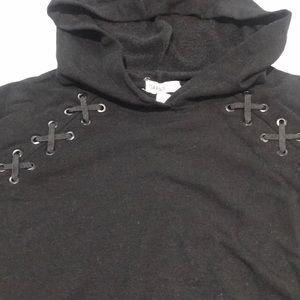 """💜 Garage - Junior Crop XS """"Oh Soft"""" sweatshirt."""